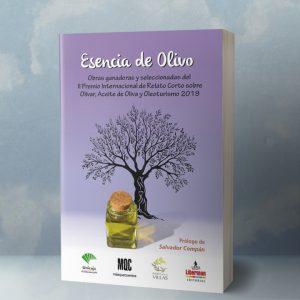 Esencia de olivo