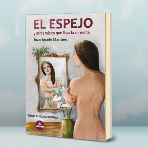 Portada Libro EL ESPEJO y otros relatos